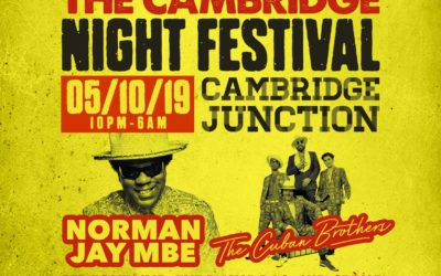 Cambridge Night Festival – 05/10/19