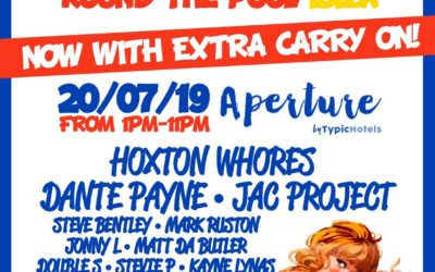 Ibiza Carry on Round The Pool – 20/07/19