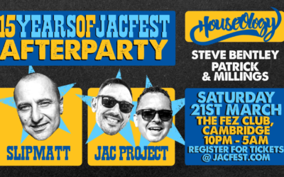 15 Years Of Jacfest Afterparty