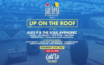 Up On The Roof With Alex P & The Soul Avengerz